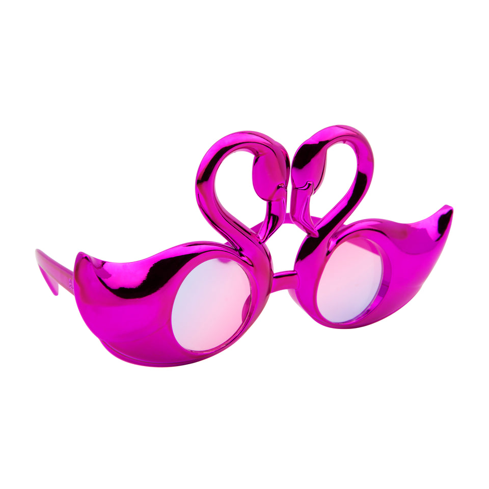 Flamingo Party Glasses | Sunnylife