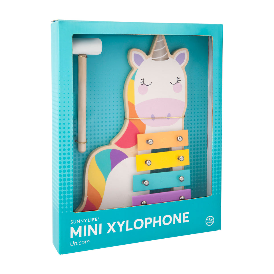 Unicorn Mini Xylophone | Sunnylife