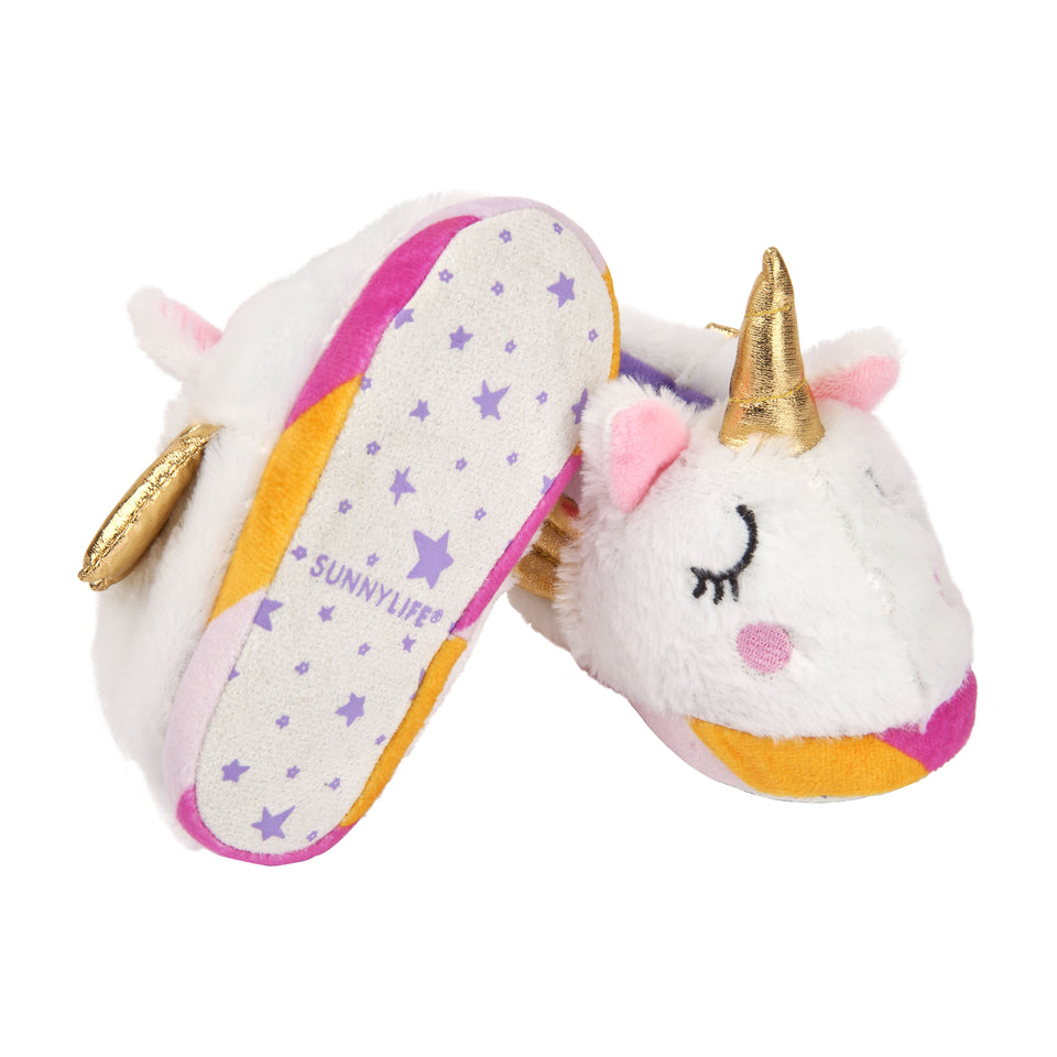 Unicorn Slippers Toddler | Sunnylife