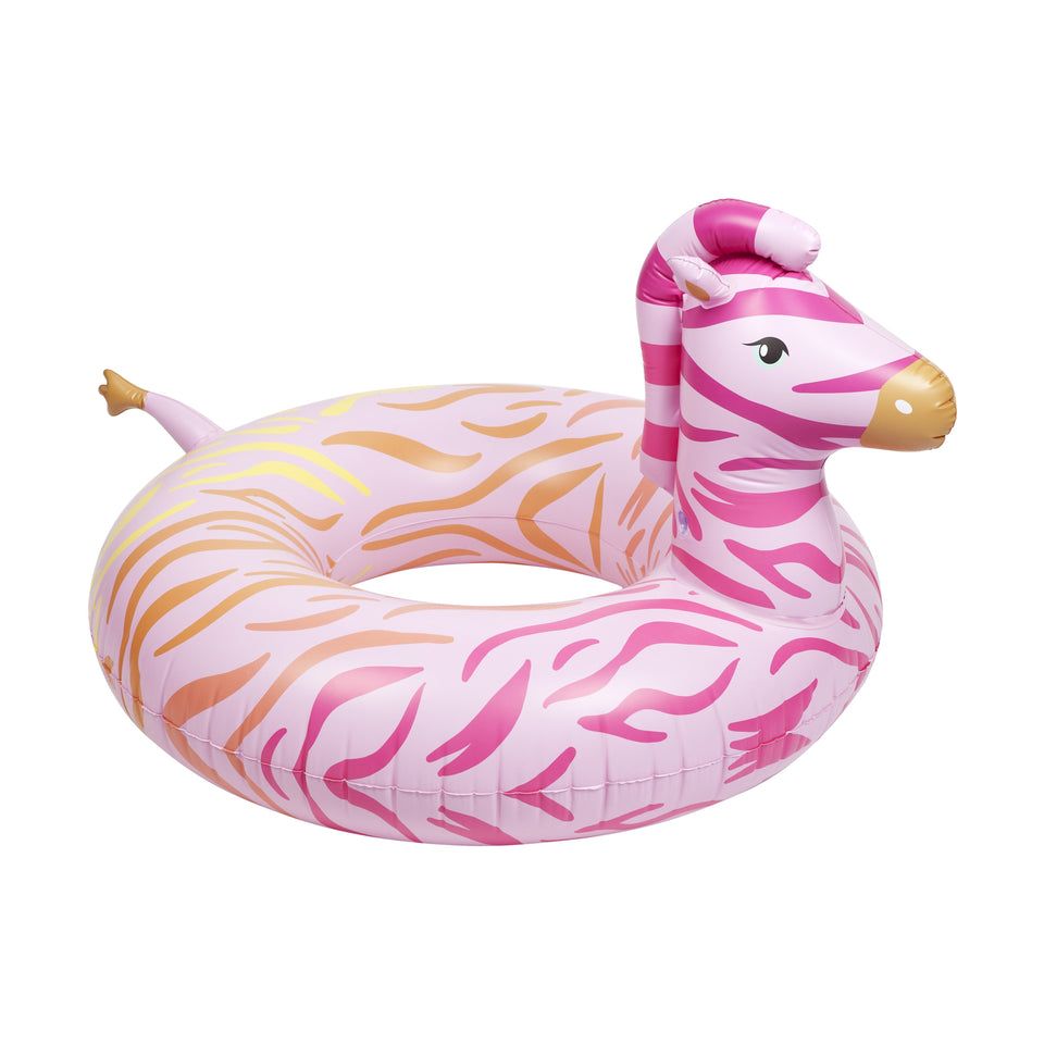 Luxe Pool Ring Zebra | Sunnylife