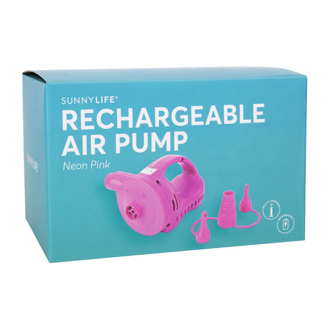 Rech. Air Pump AUS Neon Pink | Sunnylife