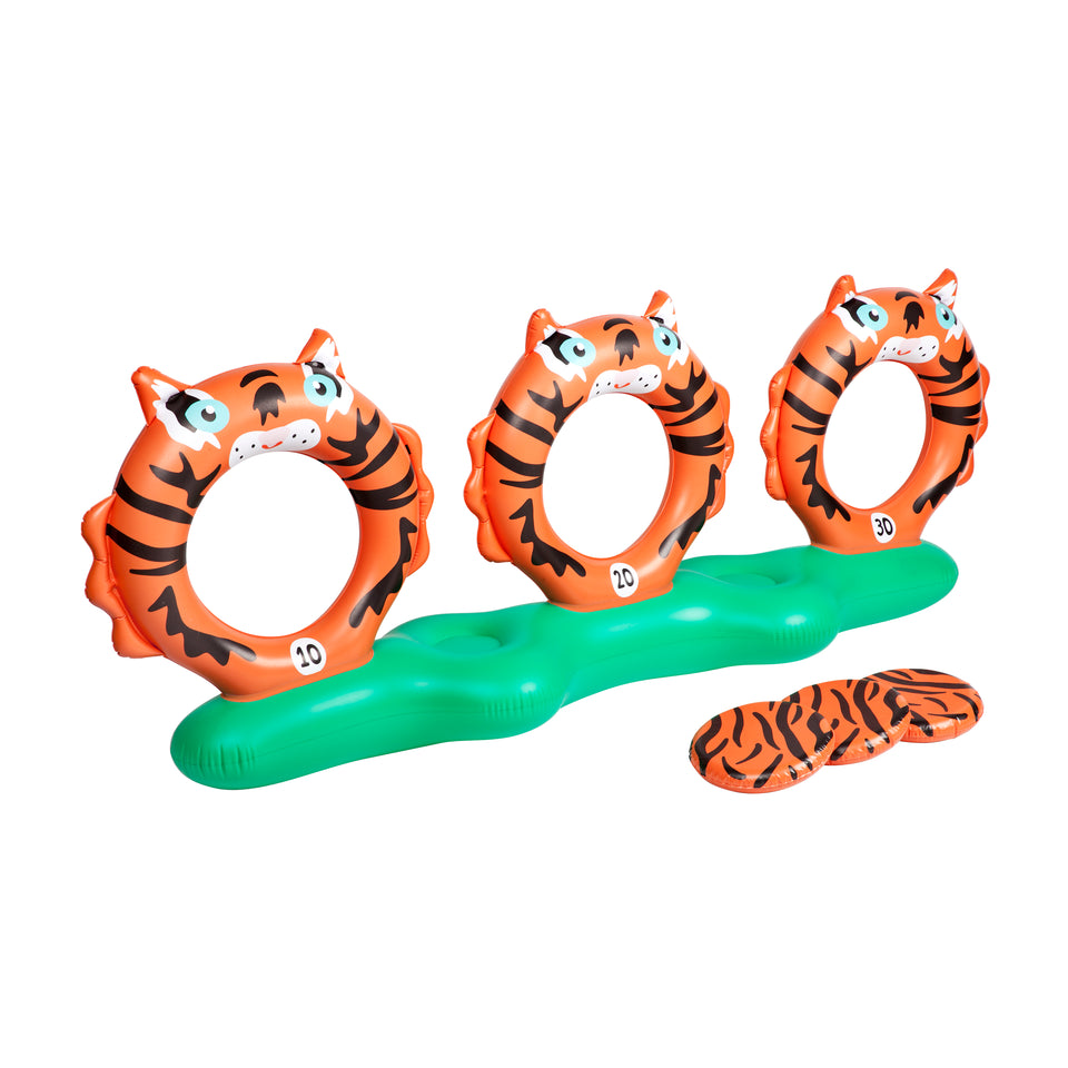 Inflatable Flyer Game Tiger | Sunnylife