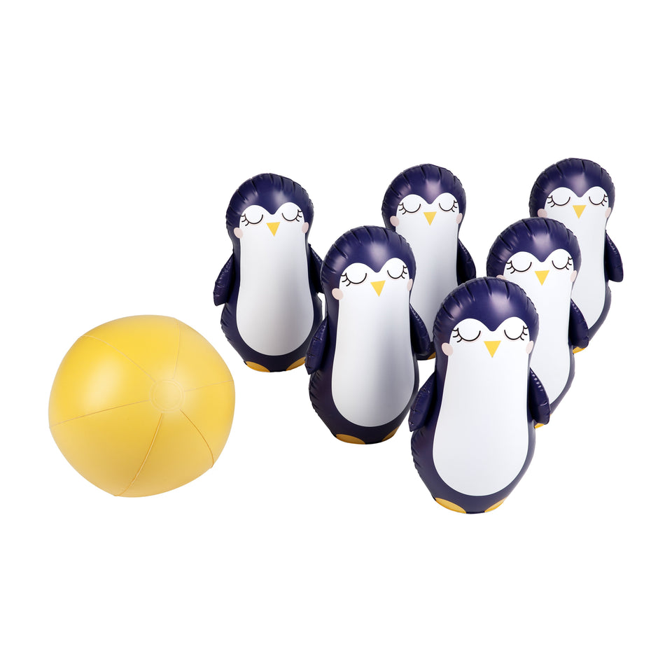 Inflatable Skittles Penguin S6 | Sunnylife