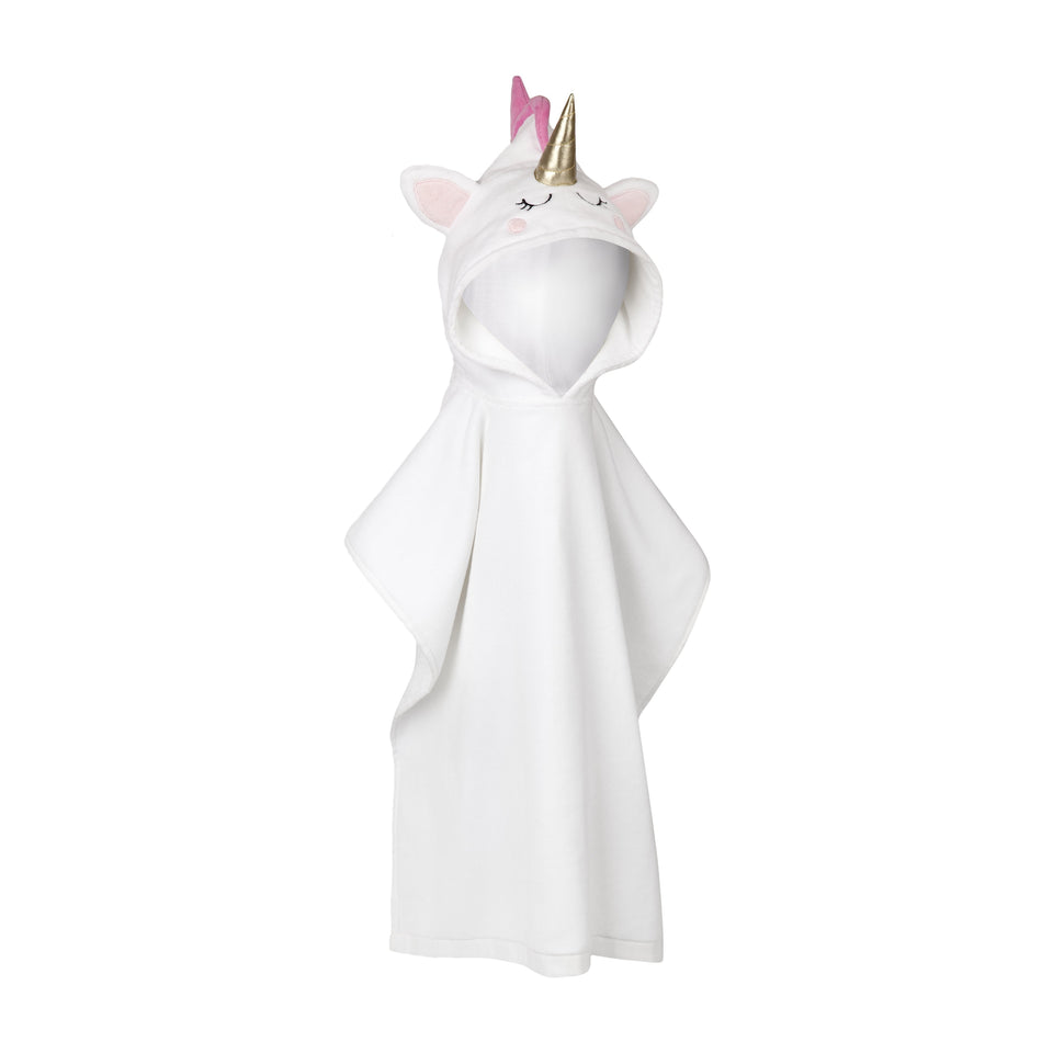 Unicorn Kids Hooded Beach Towel | Sunnylife