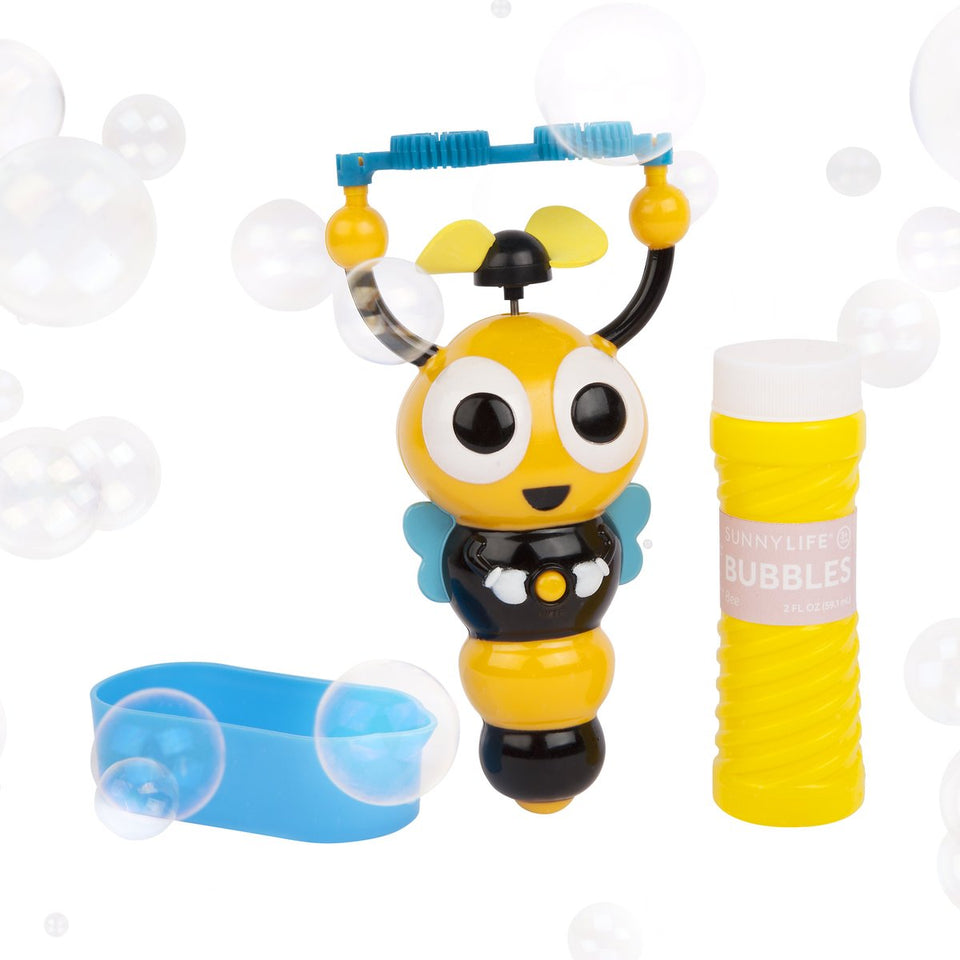 Bee Small Animal Bubbles