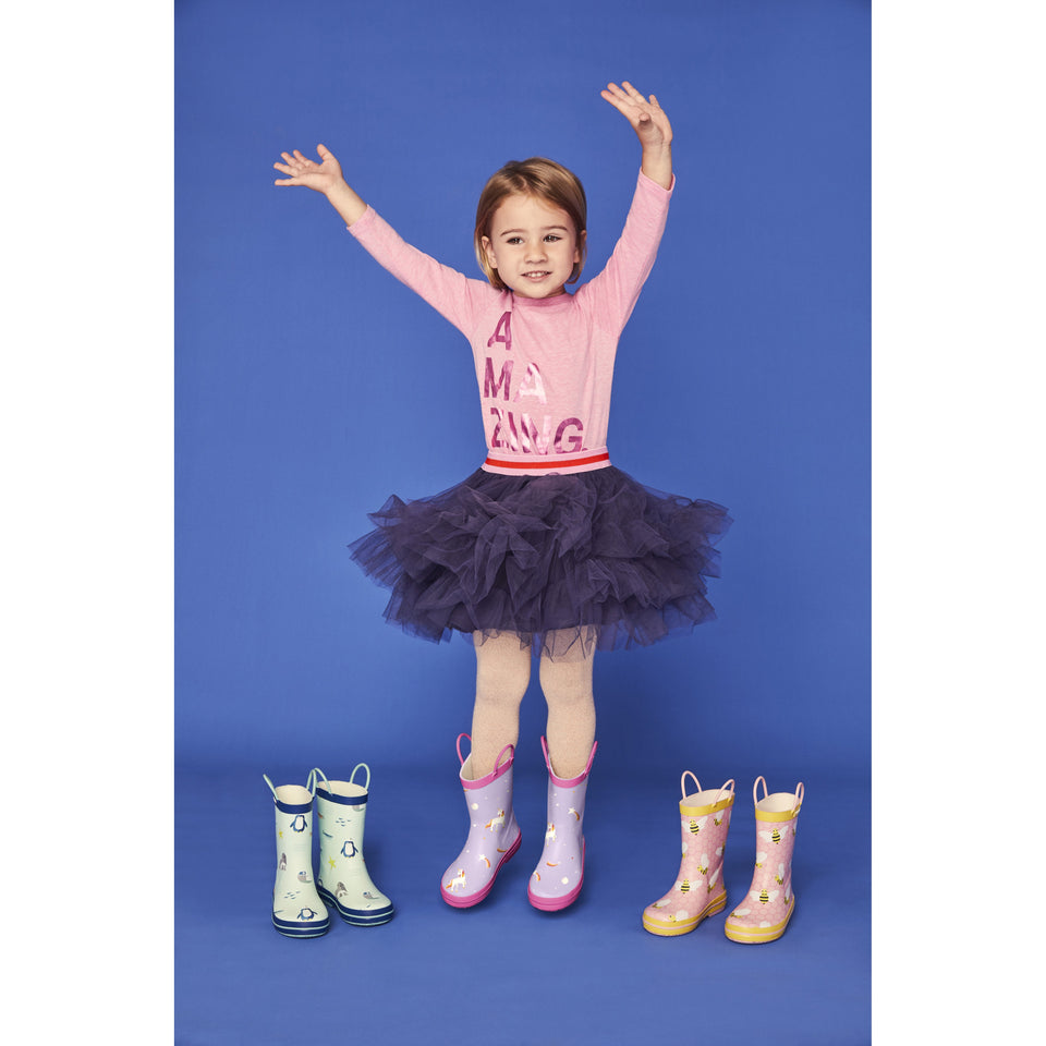 Kids Explorer Rain Boot (5-6 year olds) | Sunnylife