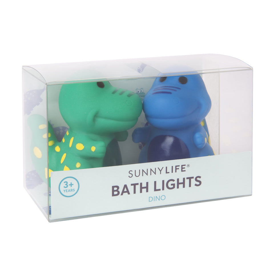 Bath Lights | Dino
