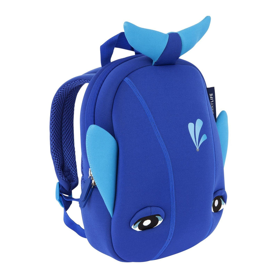 Whale Kids Neoprene Back Pack