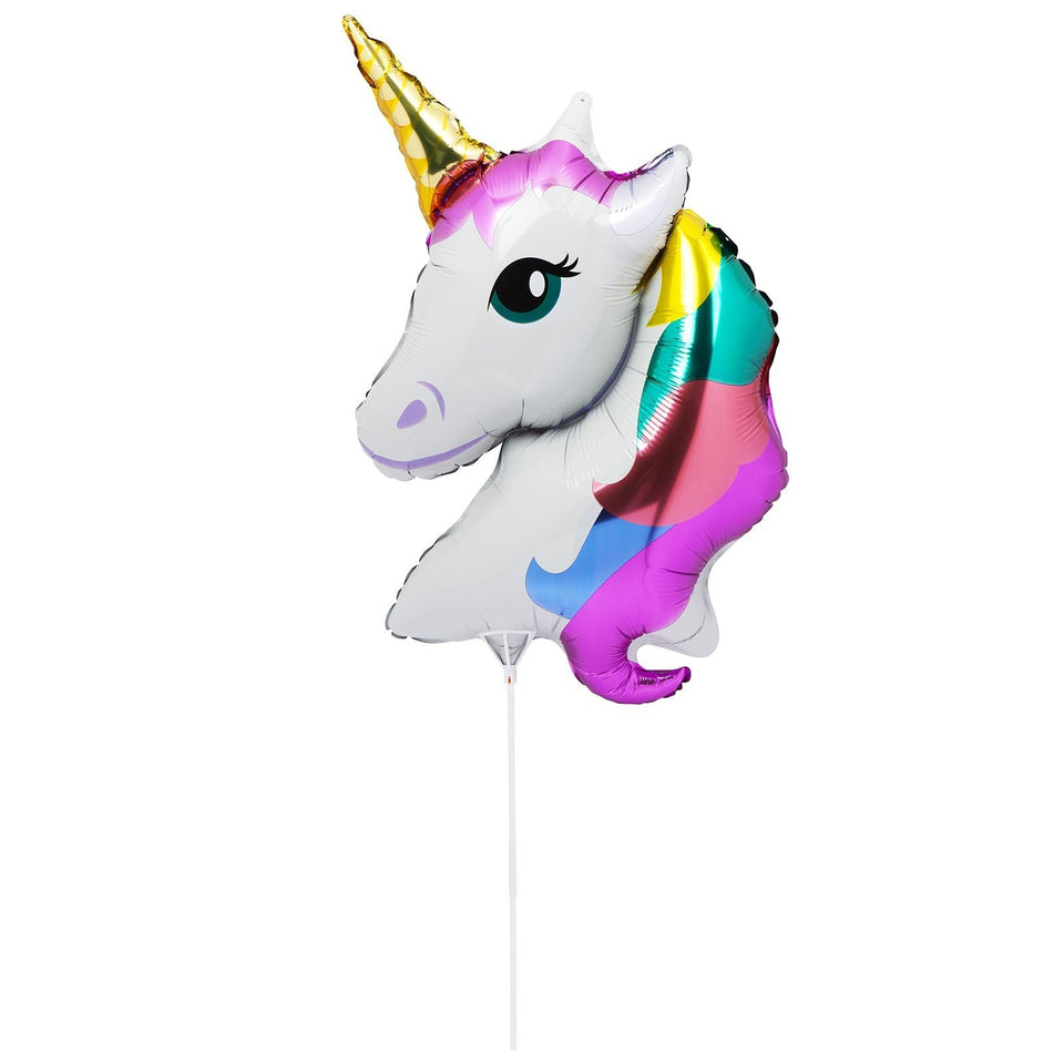 Foil Balloon Unicorn
