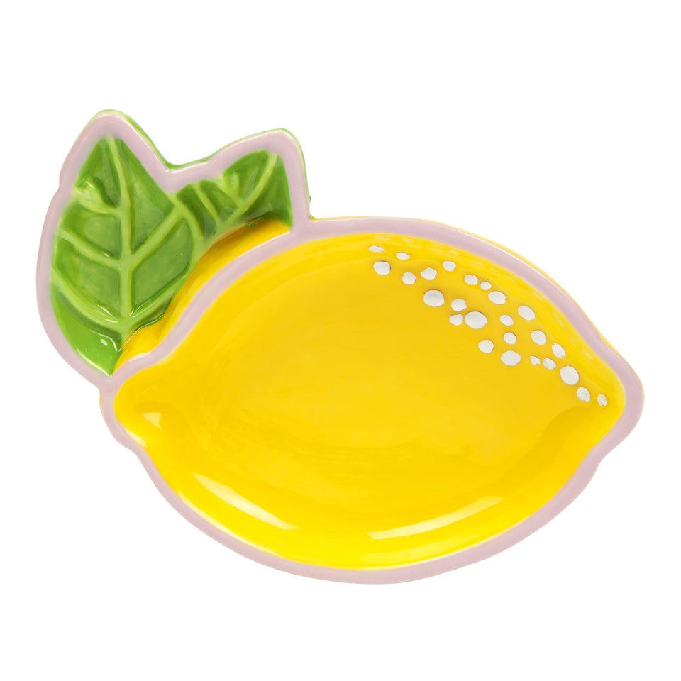 Lemon Trinket Tray | Sunnylife