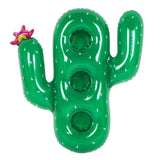 Inflatable Drink Holder Cactus