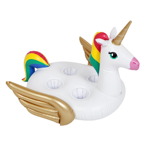 Inflatable Drink Holder Unicorn
