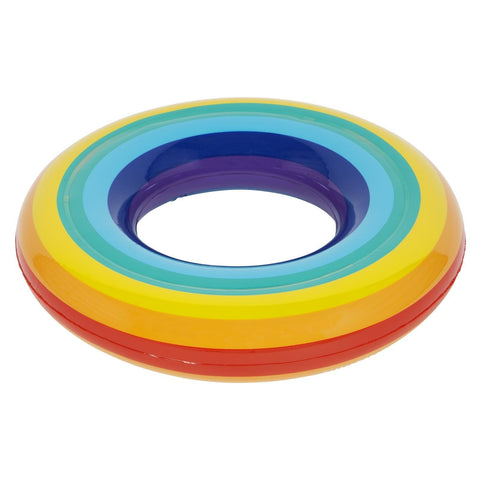 Kiddy Pool Ring Rainbow