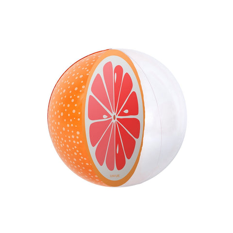 Inflatable Beach Ball Grapefruit