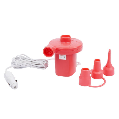 Car Air Pump Watermelon Red