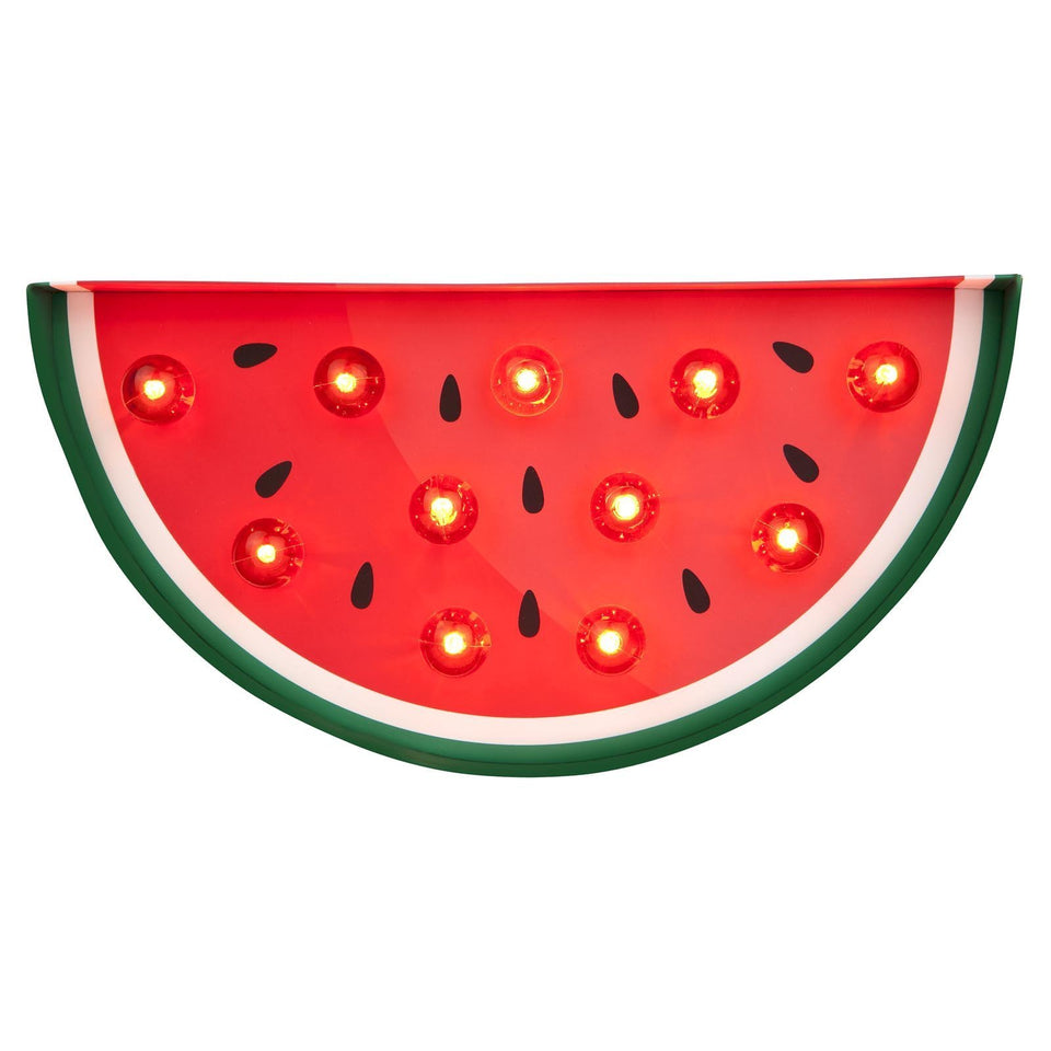 Watermelon Marquee Light | Sunnylife