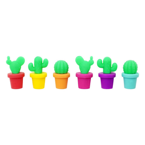 Cactus Glass Markers