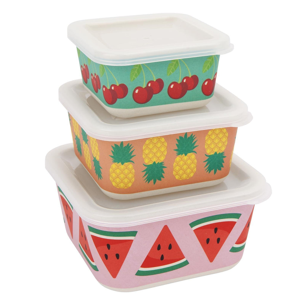 Eco Nesting Boxes Fruit Salad