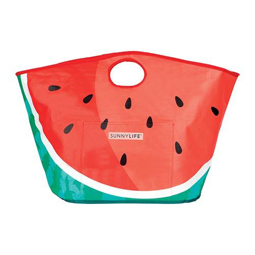 Carryall Beach Bag Watermelon