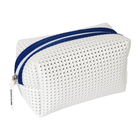 R. Cosmetic Bag White