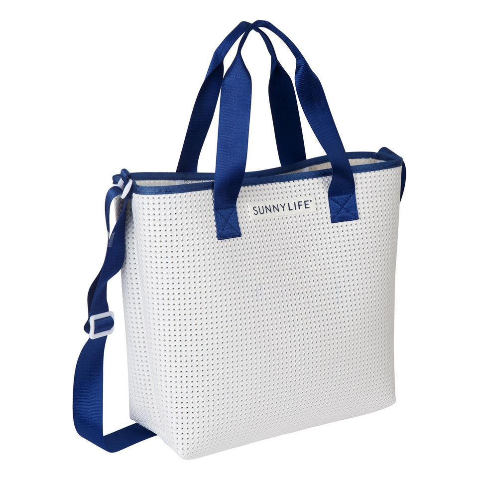 Refresh Tote Bag White