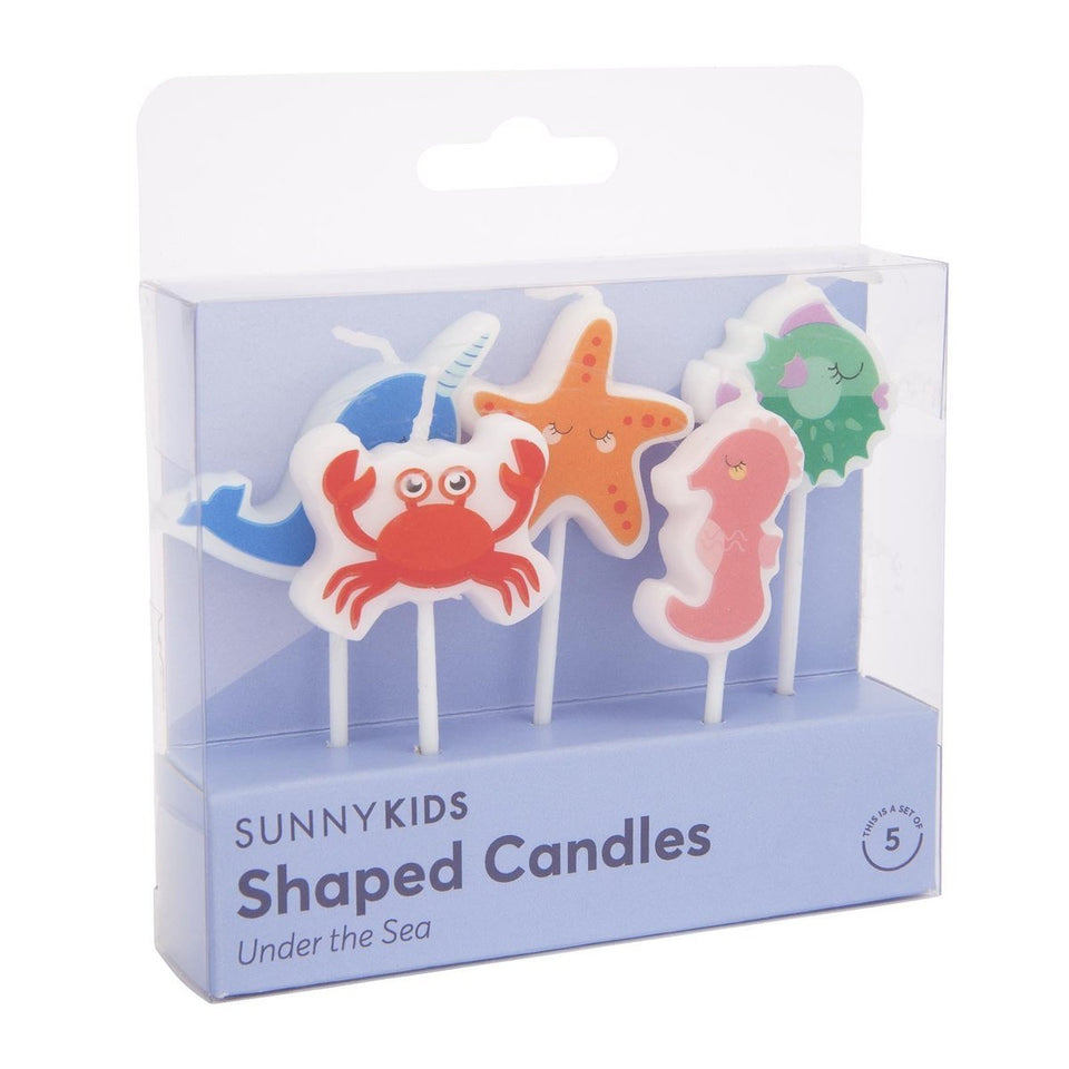 Birthday Candles Under Sea | Sunnylife