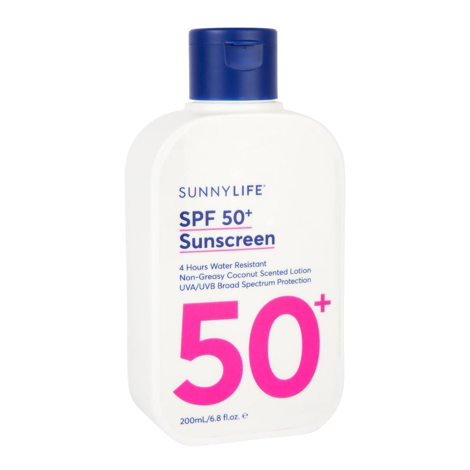 Coconut Sunscreen 50+ 200 ml | Sunnylife