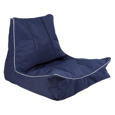 Sit-On Floating Bean Bag Azule