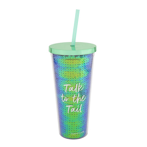 Mermaid Tumbler Deep Sea