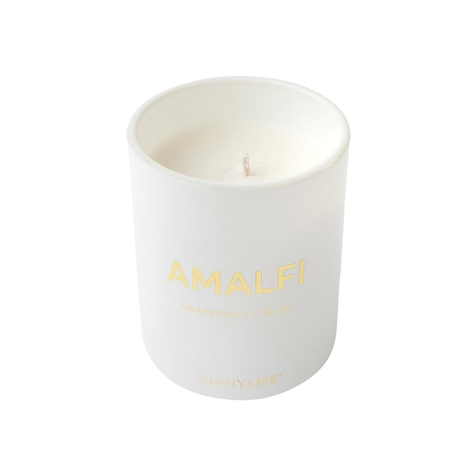 Scented Candle Small Amalfi