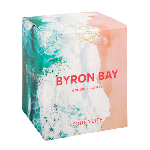 Small Scented Candle Byron Bay