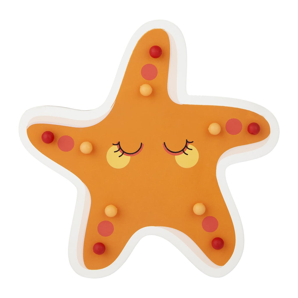 Starfish Kids Marquee Light