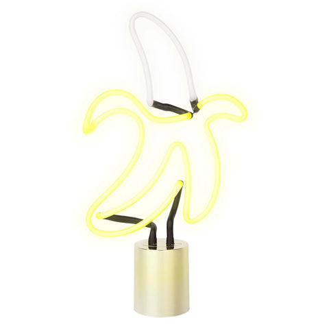 Banana Neon Light Large