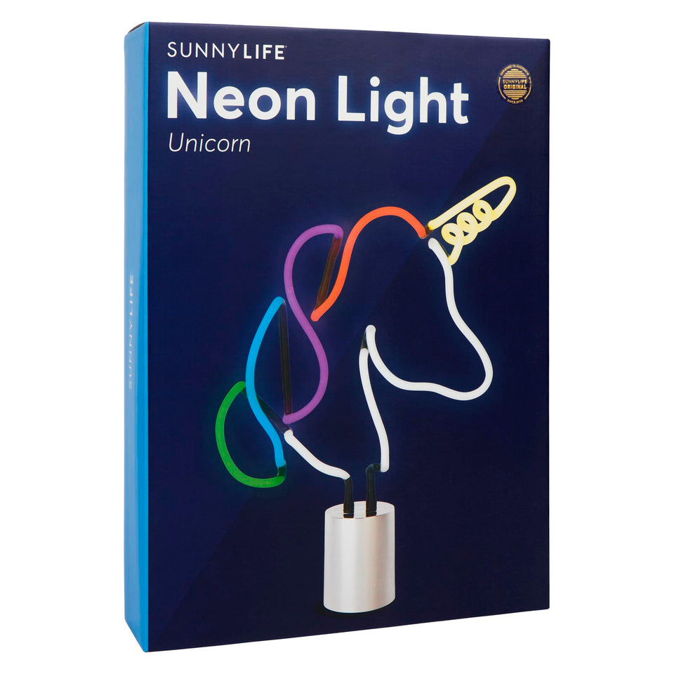 Unicorn Neon Light Large | Sunnylife