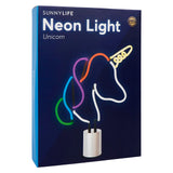 Unicorn Neon Light Large