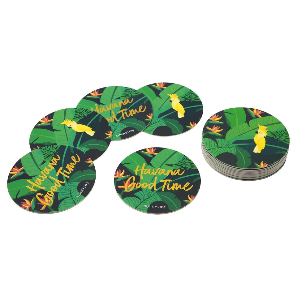 Set of 16 Coasters Monteverde | Sunnylife