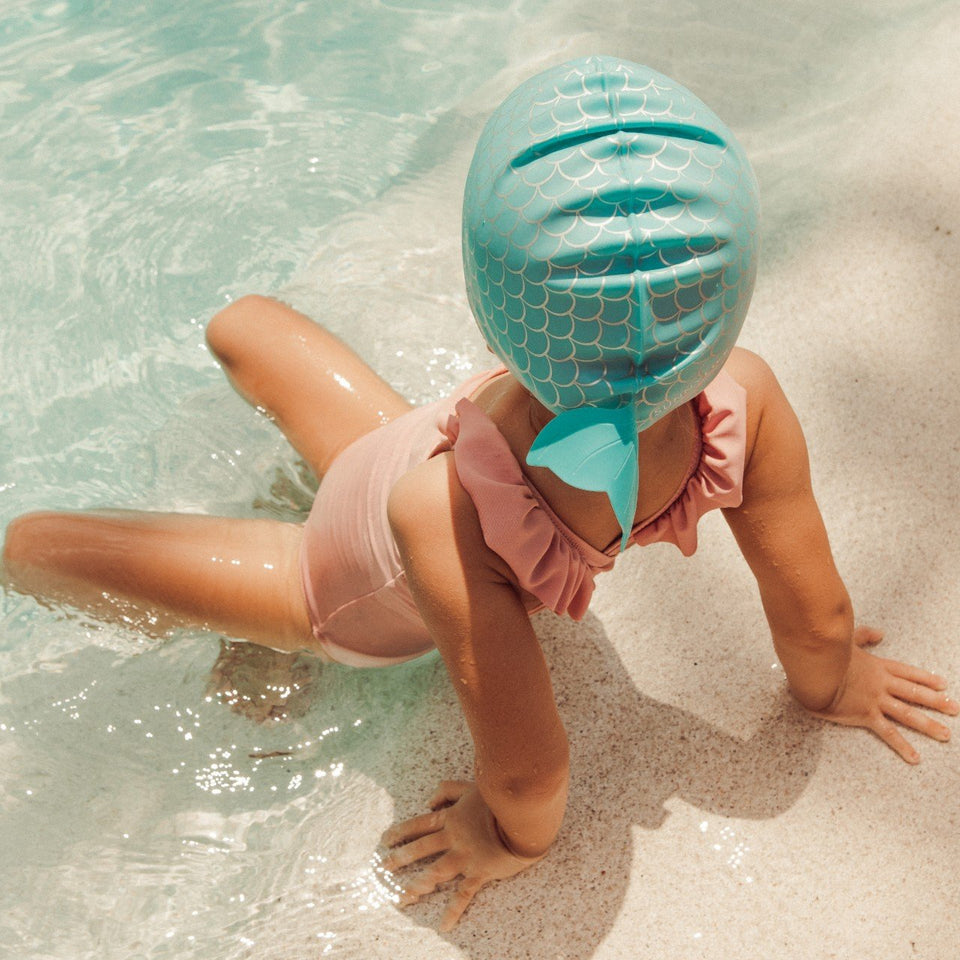 Swimming Cap Mermaid 3-9 | Sunnylife