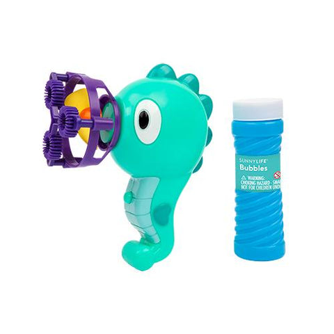 Small Animal Bubbles Seahorse