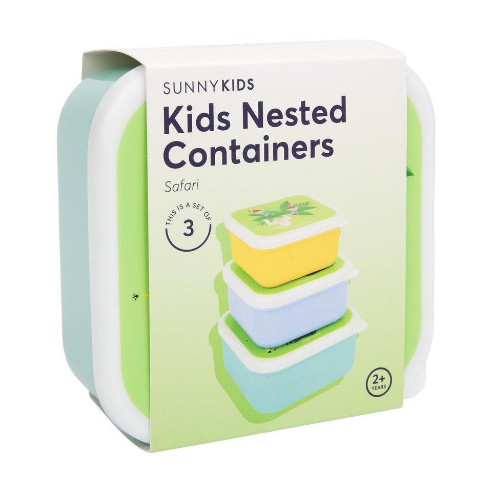 Nesting Containers Safari | Sunnylife