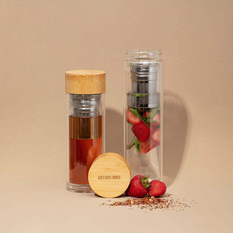 Bamboo Tea Infuser (assorted sizes)