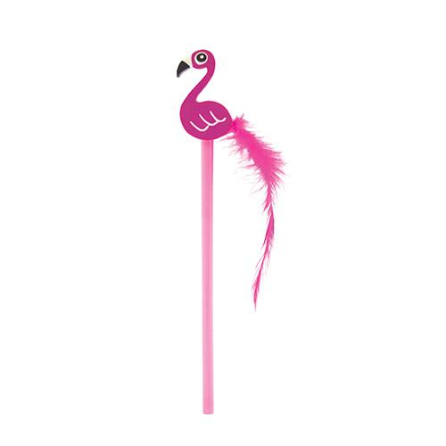 Flamingo Eraser & Pencil Set