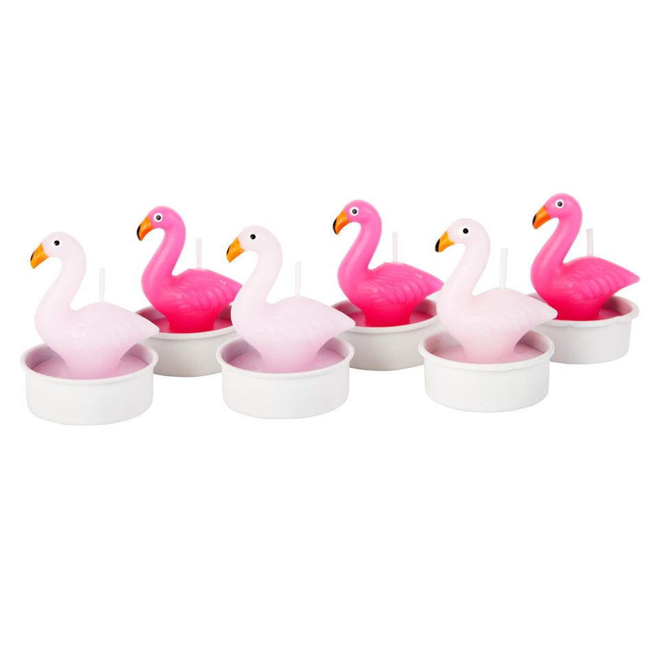 Flamingo Tea Lights | Sunnylife