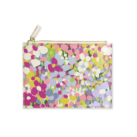 Kate Spade Pencil Pouch | Floral Dot