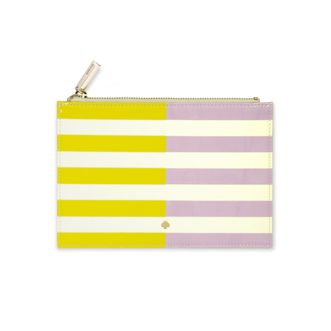 Kate Spade Pencil Pouch | Half Stripe