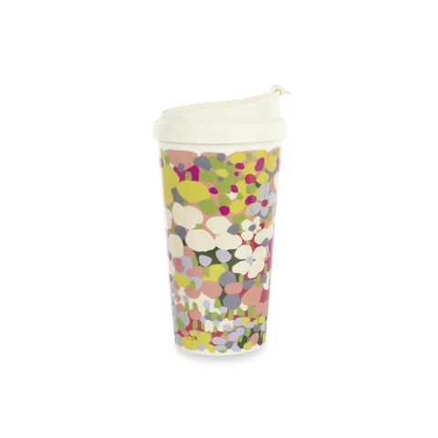 Kate Spade Travel Mug | Floral Dot
