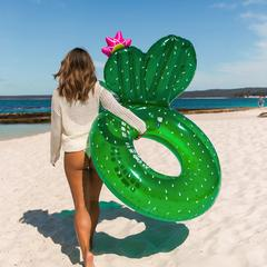 Luxe Pool Ring Cactus | Sunnylife