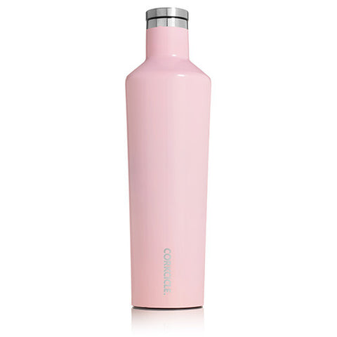 Corkcicle 25oz Canteen Rose Quartz