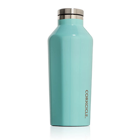 9oz Canteen Turquoise