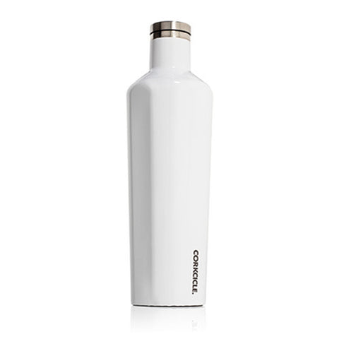 25oz Canteen White
