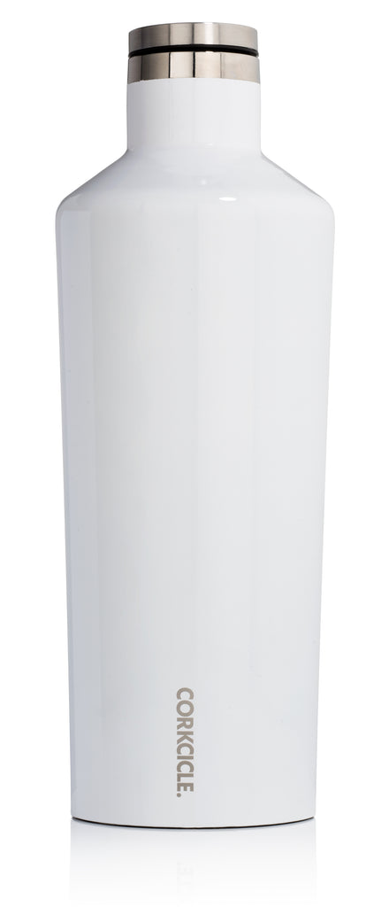 60oz Canteen White